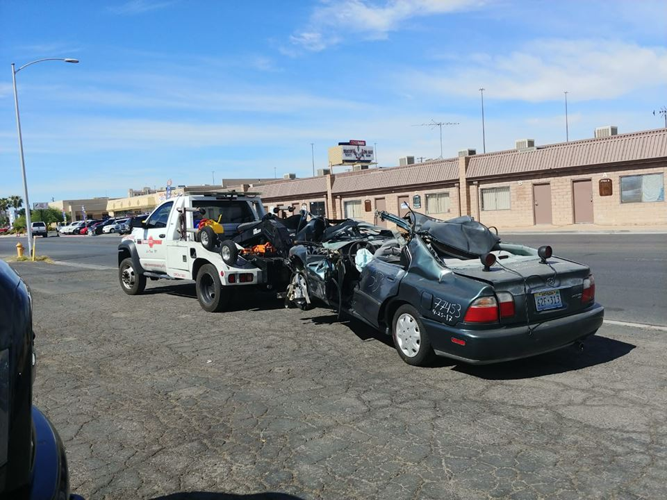 NonStop Towing - Las Vegas Strip, NV