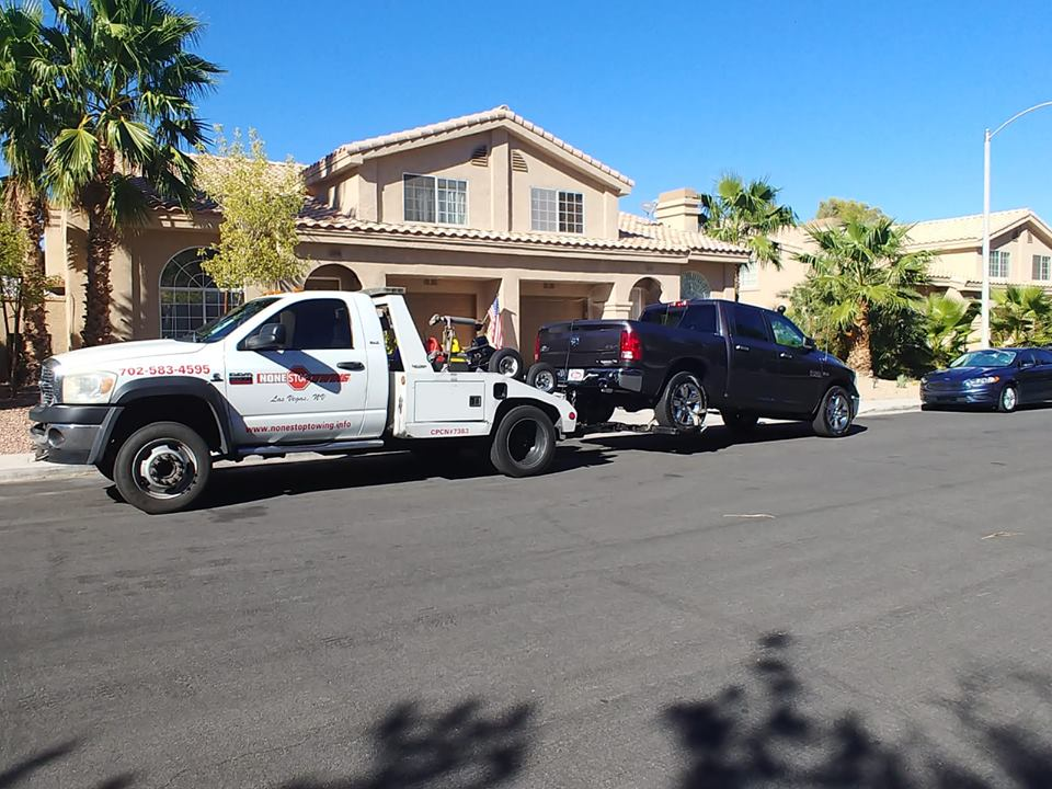 NonStop Towing - Green Valley Ranch, NV